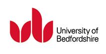 Logo of University of Bedfordshire