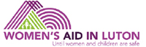 Logo of Womans Aid in Luton